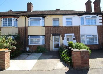 Thumbnail 3 bedroom terraced house for sale in Brackley Road, Bedford, Bedfordshire