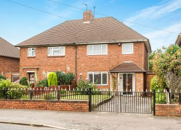 Thumbnail 3 bedroom semi-detached house for sale in Newland Grove, Dudley