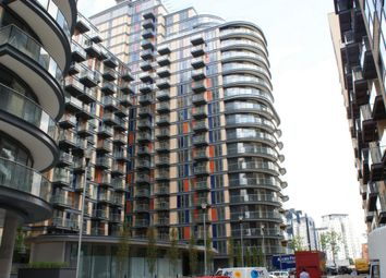 Thumbnail 1 bed flat to rent in Ability Place, Millharbour, South Quay