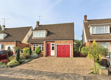Thumbnail 4 bed detached bungalow for sale in Coombe Drive, Addlestone