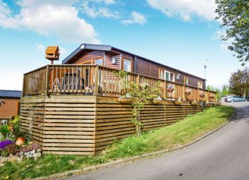 Thumbnail 2 bed mobile/park home for sale in Applegrove Lodges Burniston, Scarborough