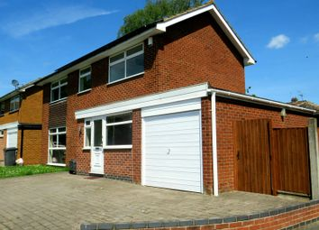 Thumbnail 4 bed detached house for sale in Chater Close, Leicester