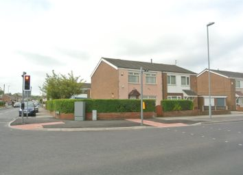 Thumbnail 3 bed semi-detached house for sale in Western Avenue, Huyton, Liverpool