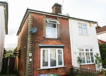 Thumbnail 2 bedroom semi-detached house for sale in Ivy Road, Southampton