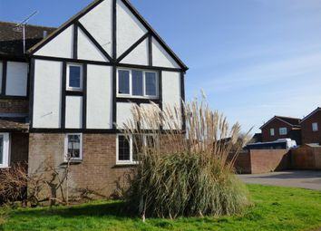 Thumbnail 1 bed end terrace house for sale in Fleet Close, Littlehampton