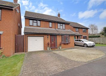 Thumbnail 4 bed detached house for sale in North Wall, Cricklade, Wiltshire