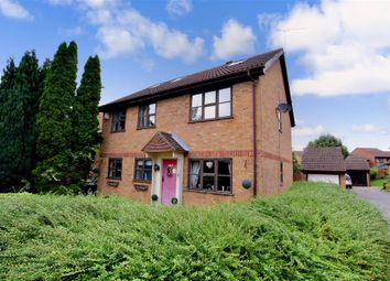 Thumbnail 5 bed detached house for sale in Baywell, Leybourne, Kent