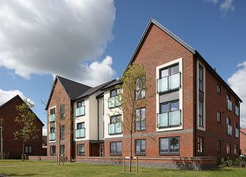 """Thumbnail 1 bed flat for sale in """"One Bedroom Apartment"""" at Houlton Way, Rugby"""