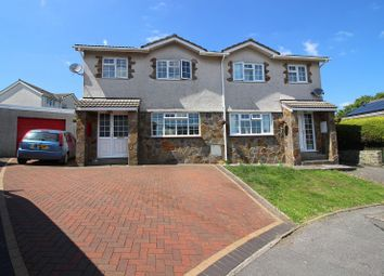 3 bed semi-detached house to rent in Maple Drive, Brackla, Bridgend, Bridgend County. CF31