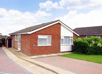 Thumbnail 3 bedroom detached bungalow for sale in Milland Road, Hailsham