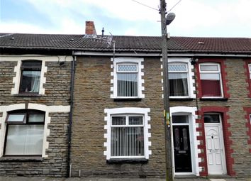 Thumbnail 3 bed terraced house for sale in Henry Street, Bargoed, Caerphilly