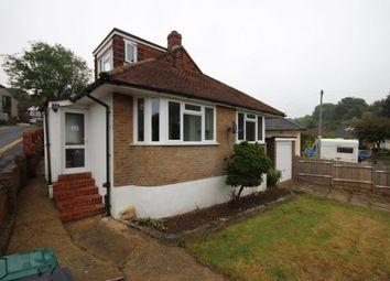 Thumbnail 3 bed bungalow to rent in Mackie Avenue, Patcham, Brighton
