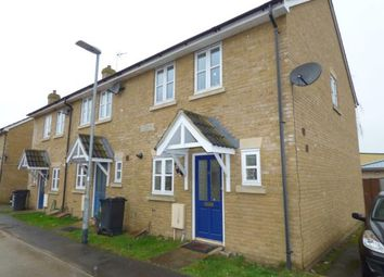 Thumbnail 2 bed end terrace house for sale in Martock, Somerset, Uk