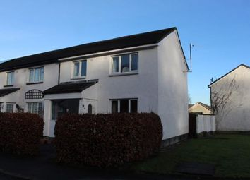 Thumbnail 3 bed end terrace house for sale in Tom A Mhoid, Rosneath, Helensburgh, Argyll And Bute