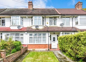 Thumbnail 3 bed terraced house to rent in Woodside Green, London
