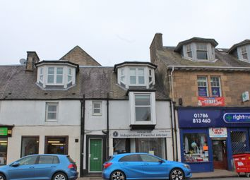 Thumbnail 1 bedroom flat to rent in Main Street, Bannockburn