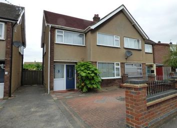 Thumbnail 3 bed semi-detached house for sale in Essex Gardens, Hornchurch