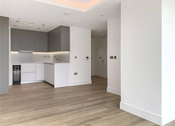Thumbnail 2 bed flat to rent in Carrara Tower, 1 Bollinder Place, London
