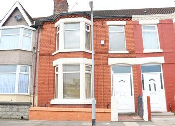 Thumbnail 3 bed terraced house to rent in Barndale Road, Mossley Hill, Liverpool