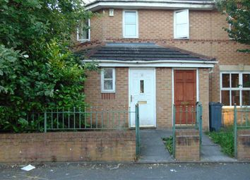 Thumbnail 3 bed semi-detached house to rent in Minster Road, Moston, Manchester
