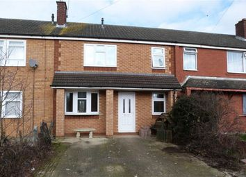 Thumbnail 3 bed terraced house for sale in Axbridge Close, Swindon
