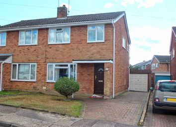 Thumbnail 3 bed semi-detached house for sale in Broadlands Way, Colchester