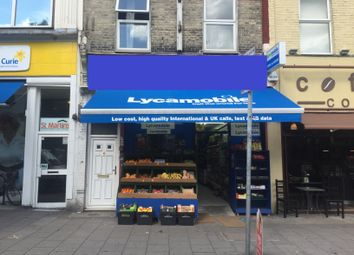 Retail premises to let in St. Pauls Road, Highbury N1