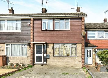 Thumbnail 3 bed property to rent in Guild Road, Erith