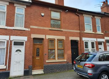 Thumbnail 2 bed terraced house to rent in Willn Street, New Normanton, Derby