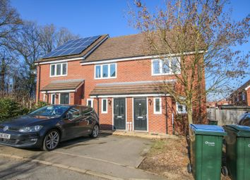 2 bed end terrace house to rent in Summerhill Lane, Bannerbrook Park, Coventry CV4