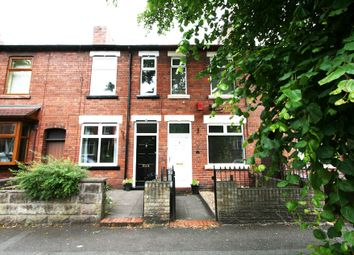 Thumbnail 3 bed town house to rent in Friarswood Road, Newcastle-Under-Lyme