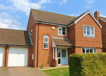 Thumbnail 3 bed detached house for sale in St Johns Drive, Corby Glen, Lincolnshire