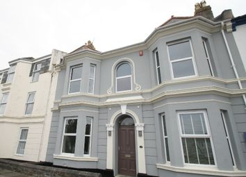 Thumbnail 4 bed terraced house to rent in Eddystone Terrace, The Hoe, Plymouth