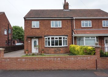 Thumbnail 3 bed semi-detached house for sale in Church Close, Stainton, Middlesbrough
