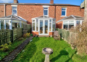 2 bed terraced house for sale in Richardson Terrace, Chopwell, Newcastle Upon Tyne NE17