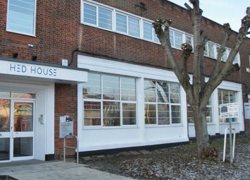 Thumbnail 1 bed flat to rent in Bridge Road East, Welwyn Garden City