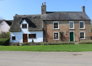 Thumbnail 5 bed detached house to rent in High Street, Molesworth, Huntingdon, Cambridgeshire