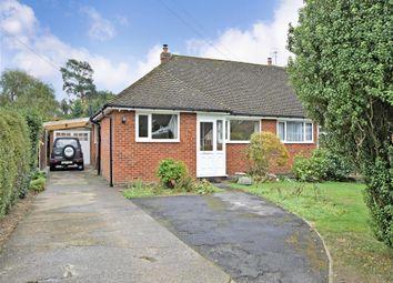 Thumbnail 2 bed semi-detached bungalow for sale in Crown Road, Edenbridge, Kent