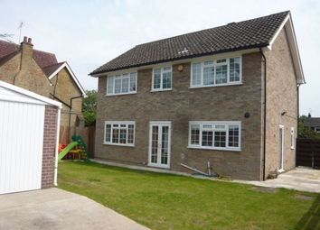 Thumbnail 3 bed detached house to rent in The Avenue, Worcester Park, Surrey