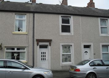 Thumbnail 2 bed terraced house to rent in Grasslot Street, Maryport