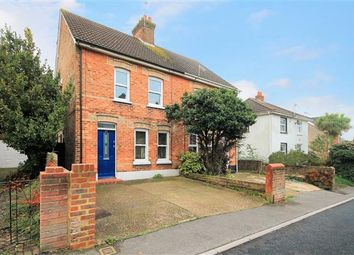 Thumbnail 2 bed end terrace house to rent in Buckland Road, Parkstone, Poole