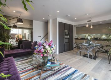 Thumbnail 3 bed town house to rent in The Villas, Neeld Place, Maida Vale