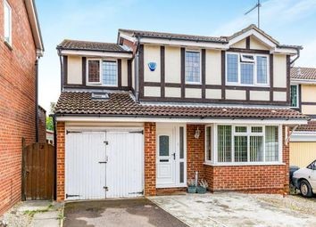 Thumbnail 4 bed detached house for sale in Stephen Bennett Close, Duston, Northampton, Northamptonshire