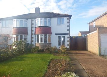 Thumbnail 3 bed semi-detached house to rent in Ridgewood Avenue, Edenthorpe, Doncaster