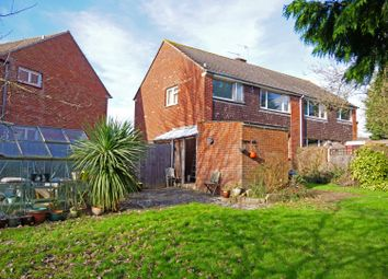 Thumbnail 3 bed semi-detached house for sale in Whippingham Close, Cosham, Portsmouth