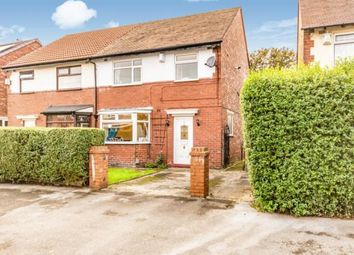 Thumbnail 3 bed semi-detached house for sale in Farley Way, Reddish, Stockport, Greater Manchester