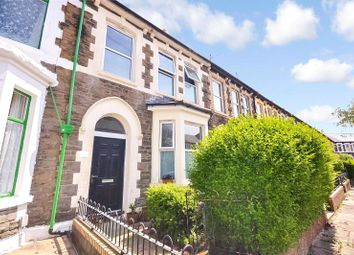 4 bed terraced house for sale in Rawden Place, Cardiff CF11