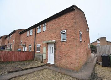 Thumbnail 2 bed end terrace house for sale in Shepherdine Close, Lydney