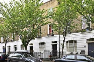 Thumbnail 3 bed terraced house for sale in Devonia Road, London