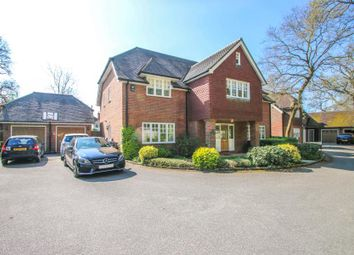 Thumbnail 5 bed detached house for sale in Englemere Park, Oxshott, Leatherhead